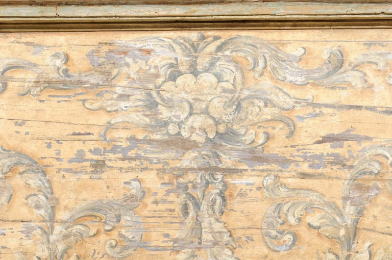 French Baroque Style Architectural Fragment with Volutes, Late 19th Century 7