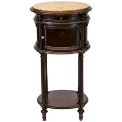 French Bedside Commode/Table