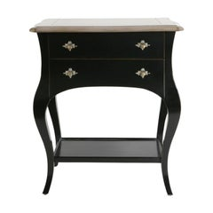 French Bedside Table, 20th Century
