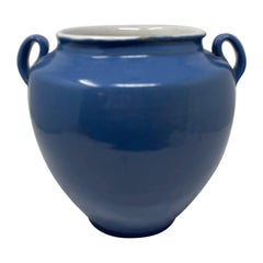 French Blue Confit Pot