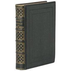French Book Evangile d'une Grand Mere by Comtesse de Segur, 1866