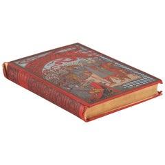 French Book-Histoire de la Conquete de L'Angleterre by Augustin Thierry, 1900