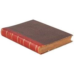 French Book- La Mode Illustree-Journal de la Famille, 1889-1893