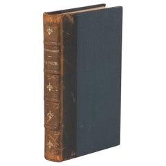 French Book- La Peur by Edmond Haraucourt, 1907