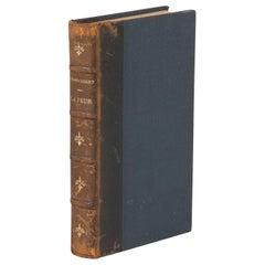 French Book, La Peur by Edmond Haraucourt, 1907