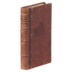French Book L'amant Liberateur by Jean de Granvilliers, 1921