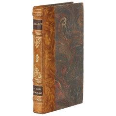 French Book, Le Livre De Mon Ami by Anatole France, 1934