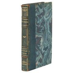 French Book- Le Voyage d'Amour by Henri de Regnier, 1930