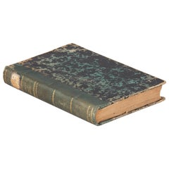 French Book Lectures Geographiques by C.Raffy, 1869