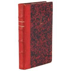 French Book, Les Grimpeurs de Rochers by Le Capitaine Mayne-Reid, 1880