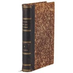 French Book, Manuel des Lois du Batiment, 1879