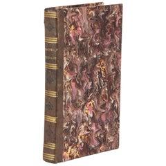 French Book Nouvelle Enclyclopedie, Resume des Sciences et Arts, 1834