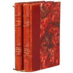 French Books, Journal d'Une Femme en Blanc by Andre Soubiran, 1964