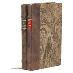 French Books-Mon Petit Trott, Two Volume Set by Andre Lichtenberger, 1899