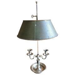 French Bouillotte Lamp, Louis XVI