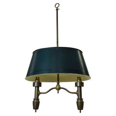 French Bouillotte Pendant Light