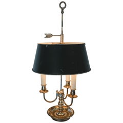 French Bouilotte Lamp