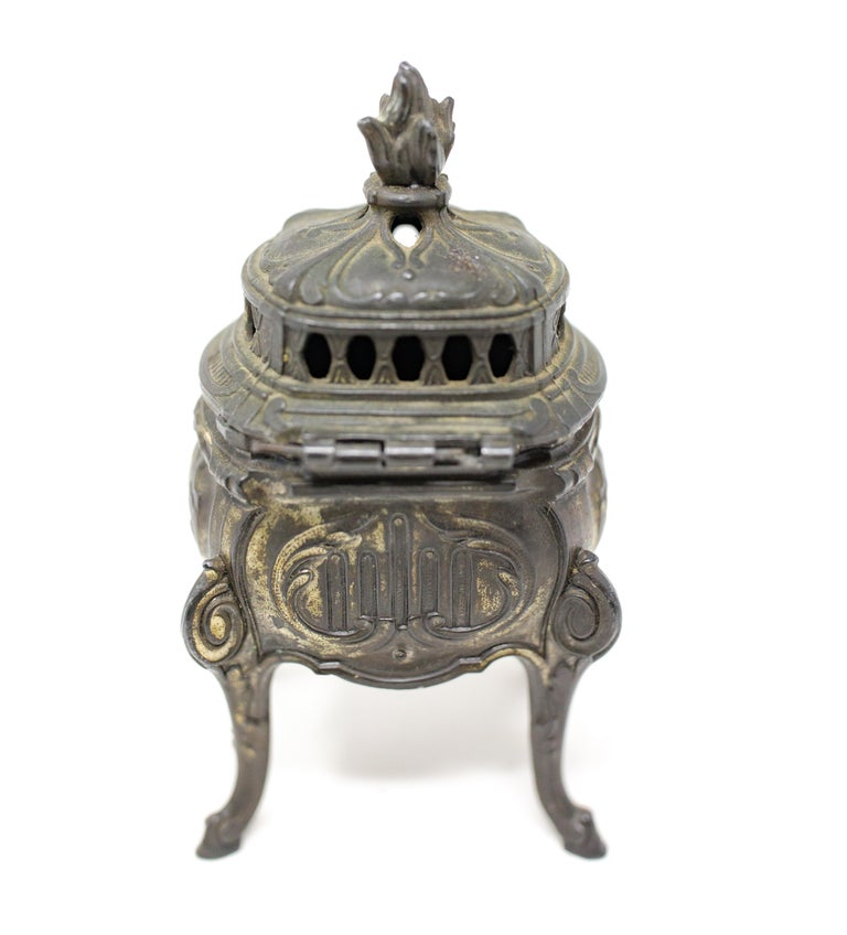 French Bronze Censer For Sale 2