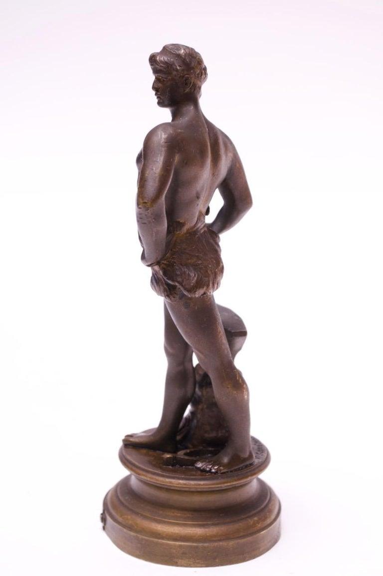 Romantic French Bronze