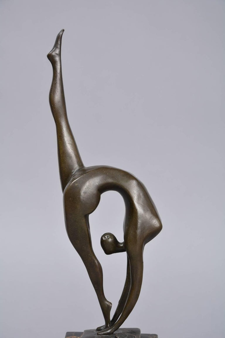 French Bronze Sculpture In Excellent Condition For Sale In Vienna, AT