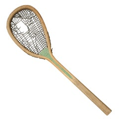 French Brouaye Real Tennis Racket