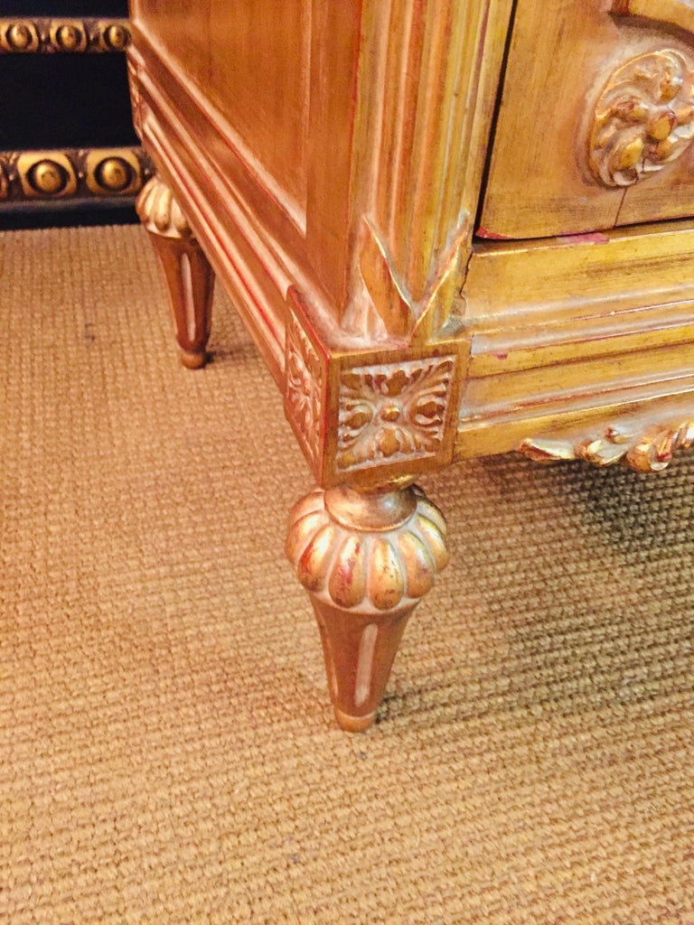 French Cabinet in Louis XVI Style For Sale 7