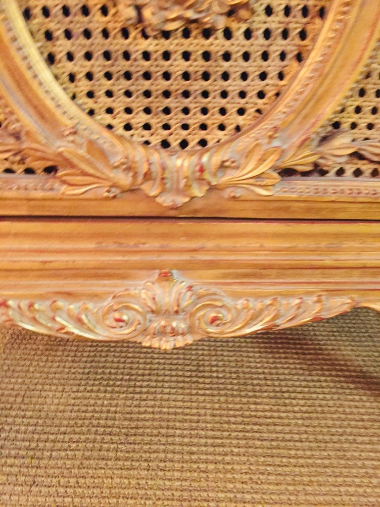 French Cabinet in Louis XVI Style For Sale 10