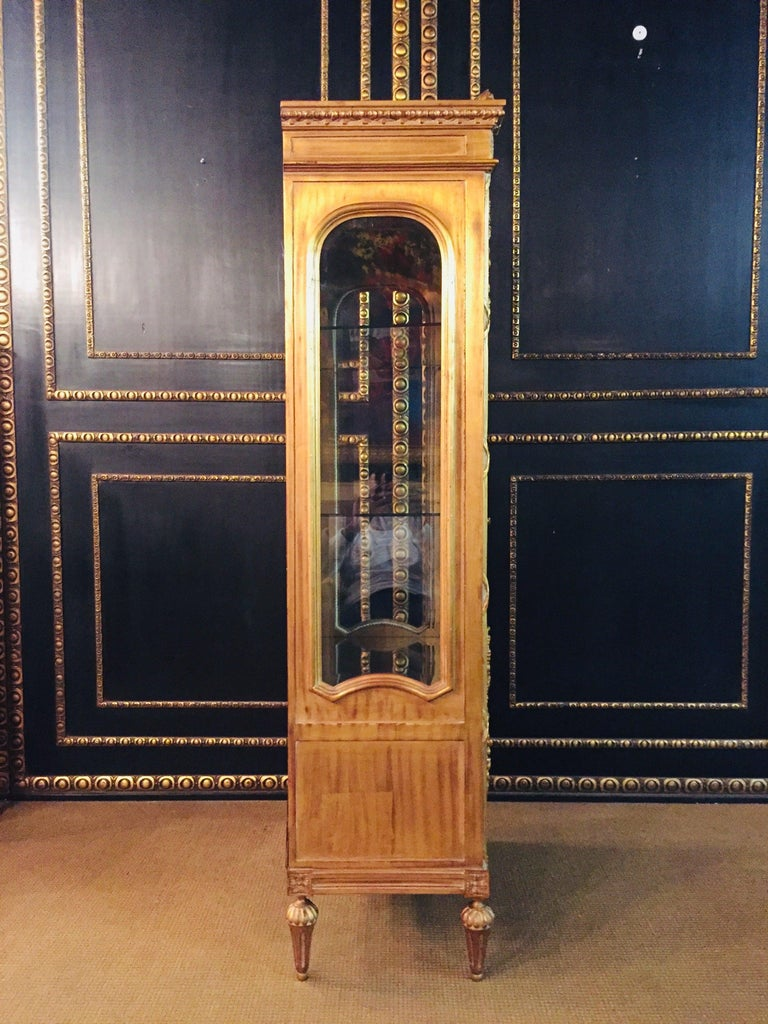 French Cabinet in Louis XVI Style For Sale 12