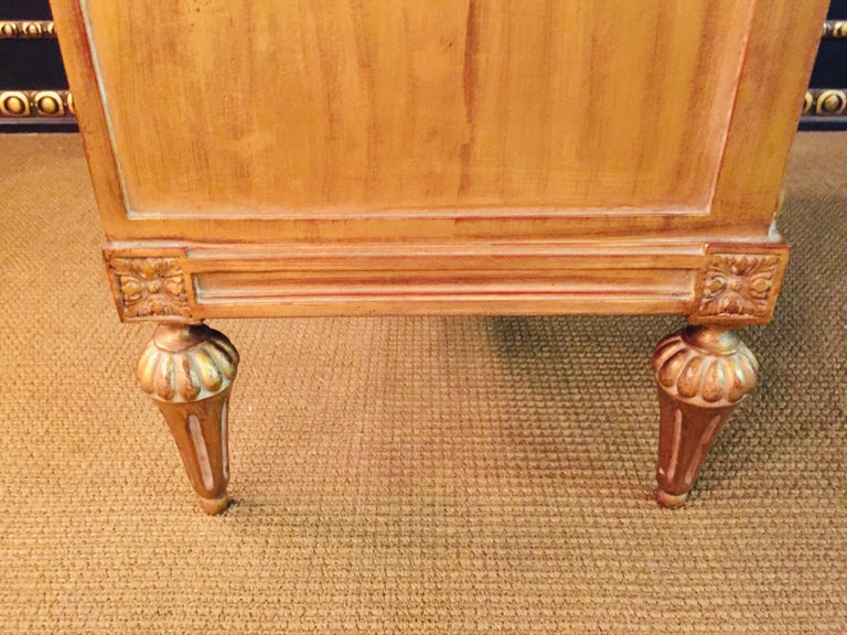 French Cabinet in Louis XVI Style For Sale 13
