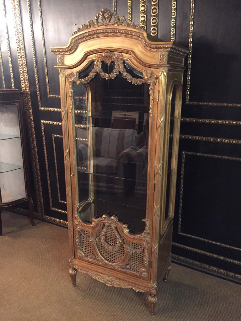 20th Century French Cabinet in Louis XVI Style For Sale