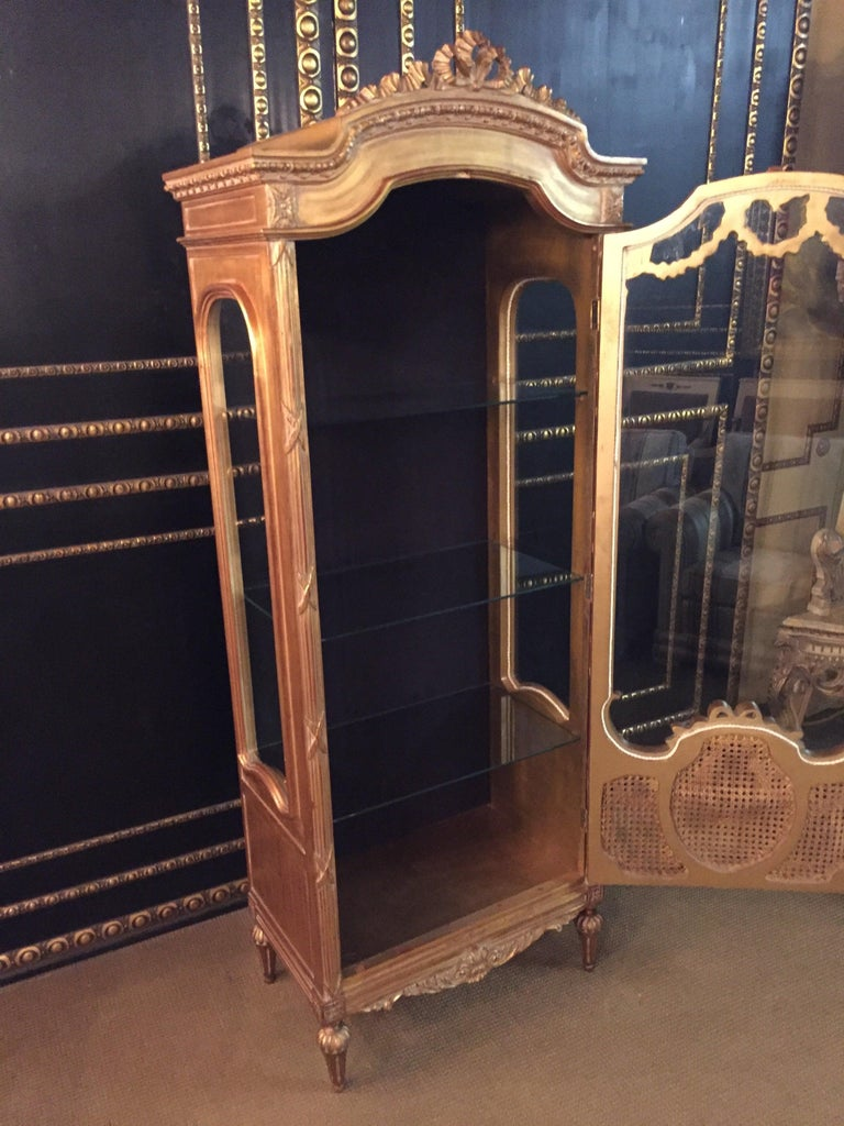 French Cabinet in Louis XVI Style For Sale 2