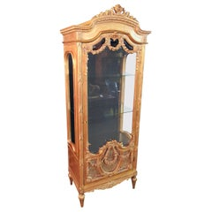 French Cabinet in Louis XVI Style