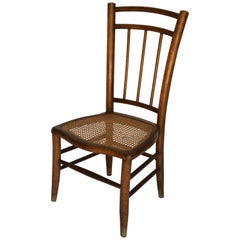 French Cane Seat Child's Chair