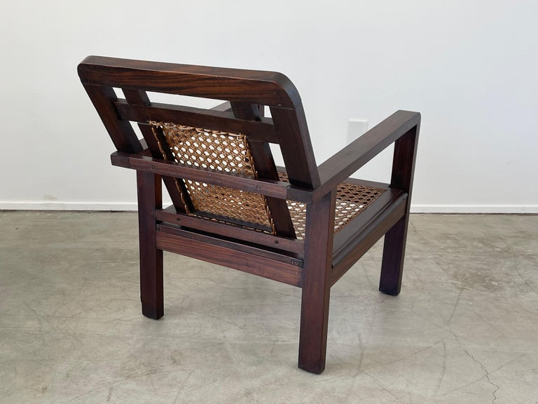 French Caned Chairs For Sale 1