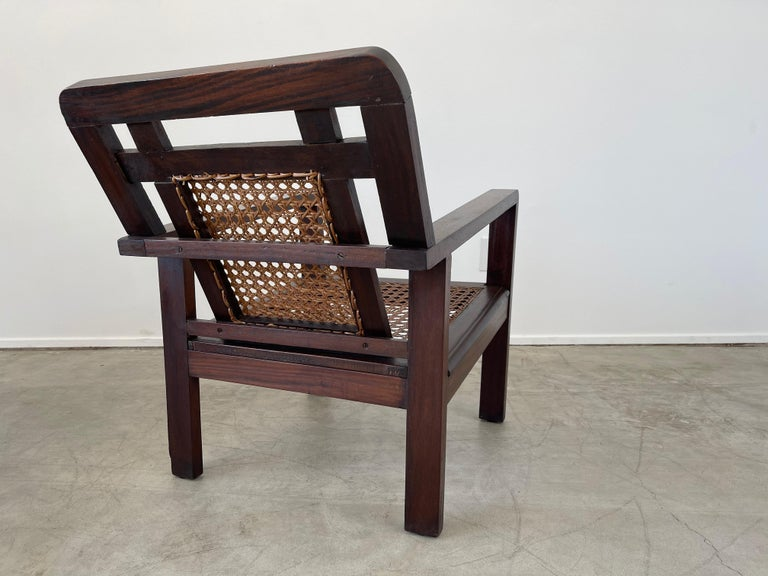 French Caned Chairs For Sale 2