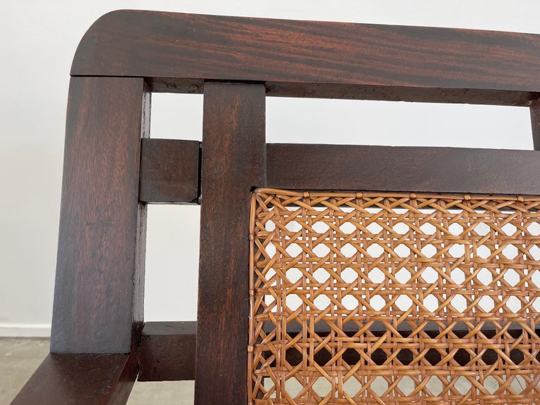 French Caned Chairs For Sale 5
