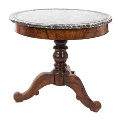 French Center Hall Table, circa 1880