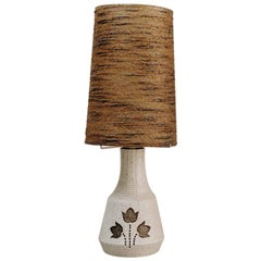 French Ceramic and Resin Table or Floorlamp