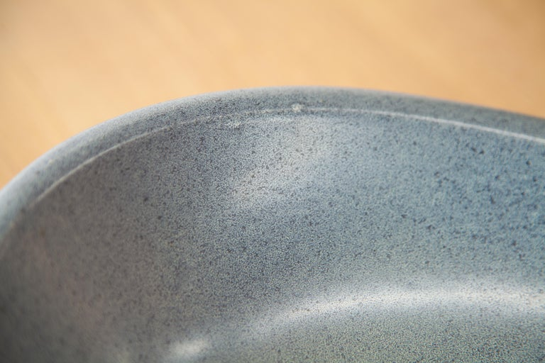 Mid-20th Century French Ceramic Catch All Bowl For Sale