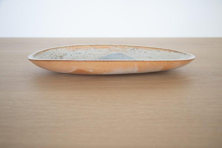 French Ceramic Fish Dish 1