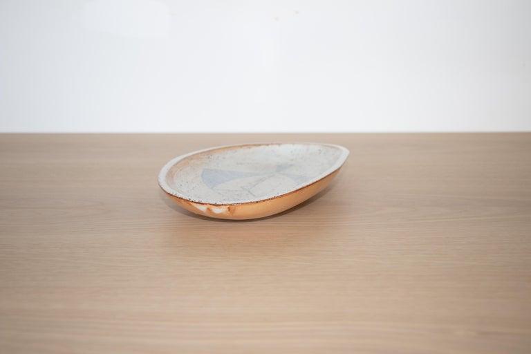 French Ceramic Fish Dish 2