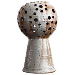 French Ceramic Lamp