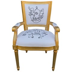 French Chair by The Mac