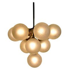 French Chandelier 1950s