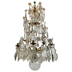 French Chandelier, Baroque, 18th C