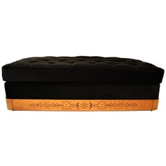 French Charles X Daybed, 1825