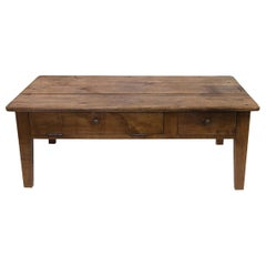 French Cherry Coffee Table