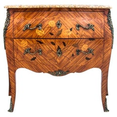 French Chest of Drawers from the Middle of XX Century