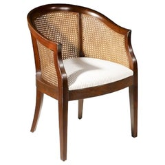 French Chichy Armchair, 20th Century