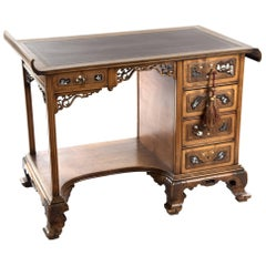French Chinoiserie Desk after Gabriel Viardot
